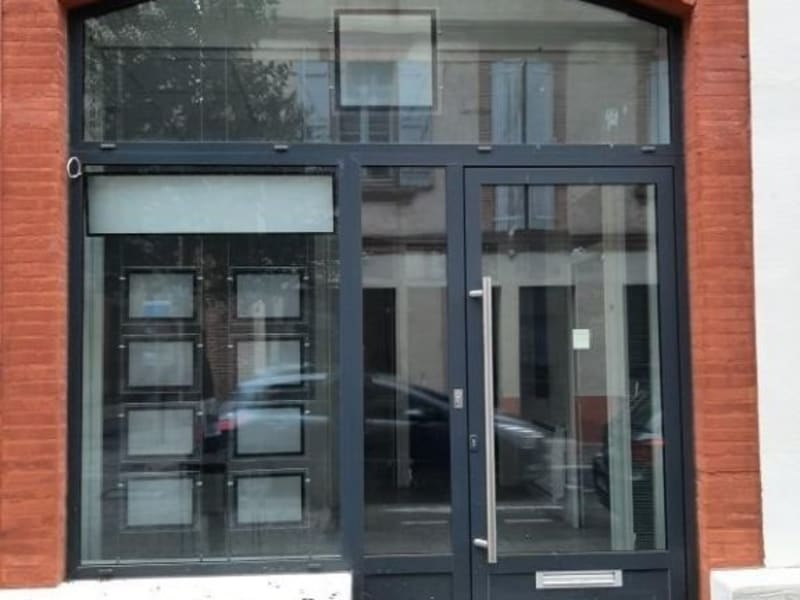 Vente local commercial Montauban 139 000€ - Photo 1