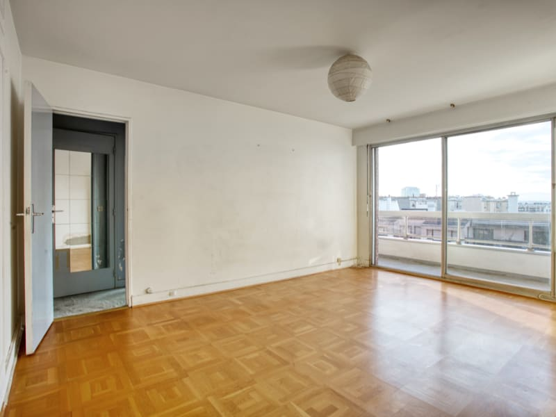 Verkoop  appartement Paris 15ème 492000€ - Foto 2