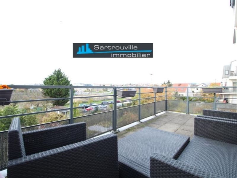 Vente appartement Sartrouville 360 000€ - Photo 1