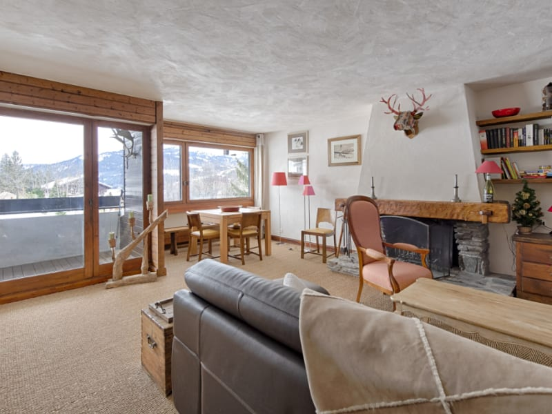 Sale apartment Megeve 660 000€ - Picture 2
