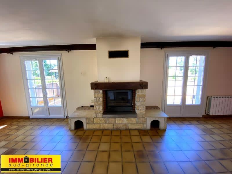 Sale house / villa Podensac 355000€ - Picture 5