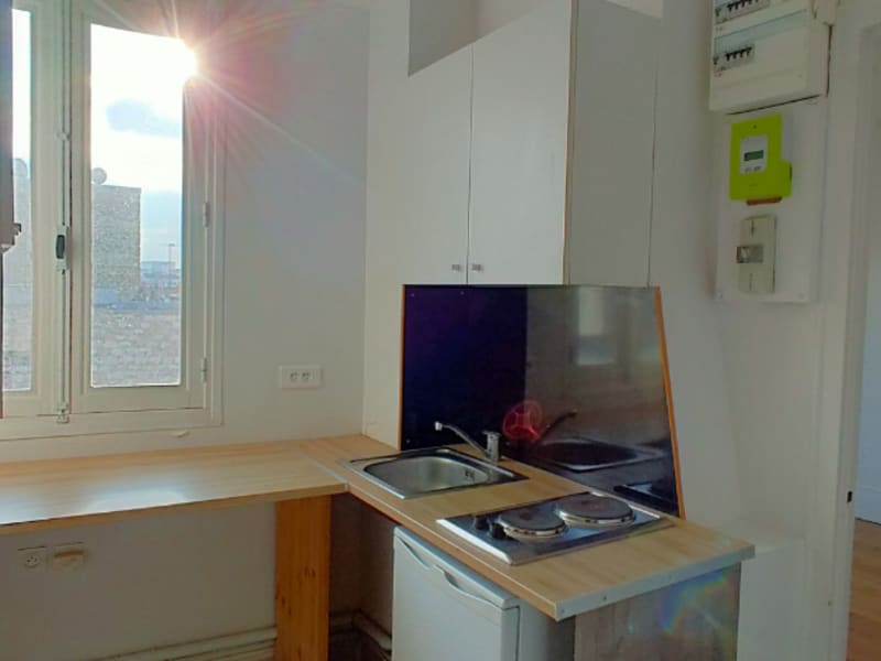 Rental apartment Clichy 672€ CC - Picture 1