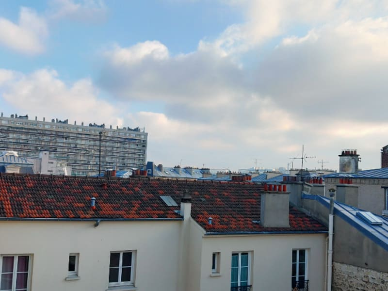 Rental apartment Clichy 672€ CC - Picture 8