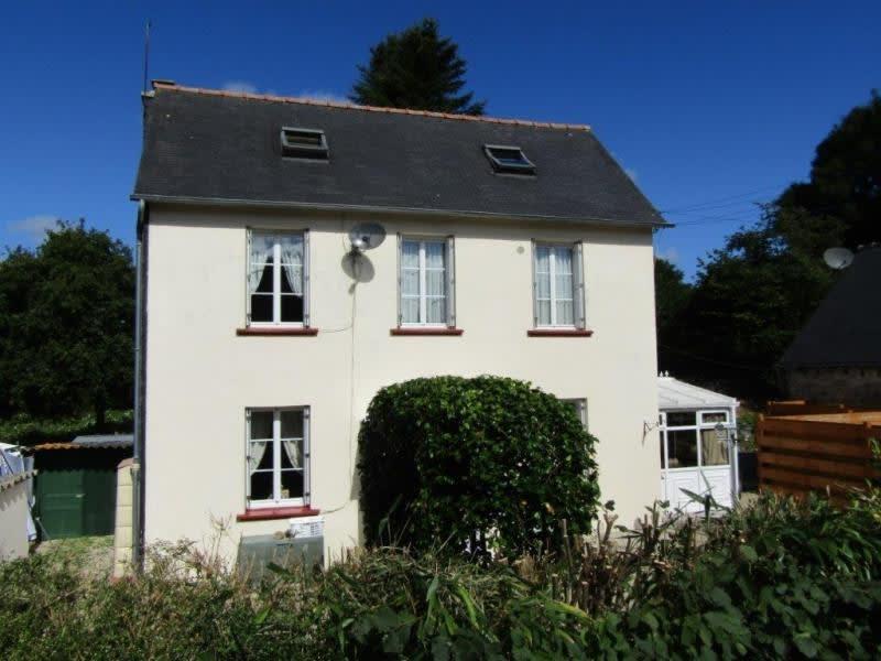 Vente maison / villa Plougonver 128400€ - Photo 1