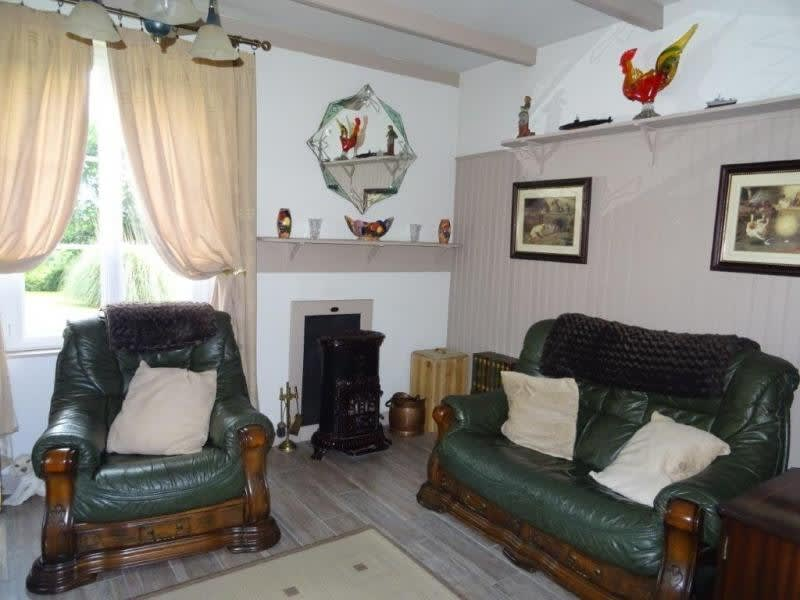 Sale house / villa Plougonver 128400€ - Picture 7