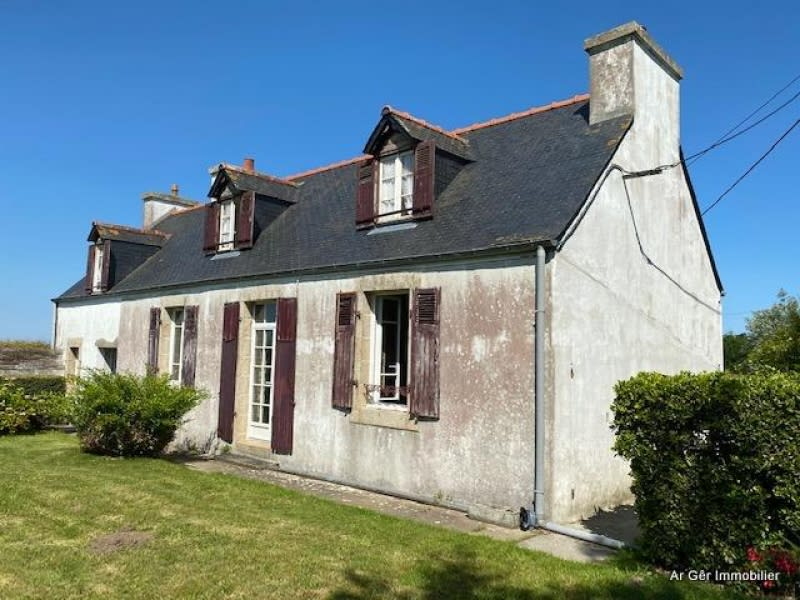 Vente maison / villa Plougasnou 265000€ - Photo 1