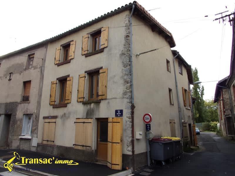 Vente maison / villa Thiers 71940€ - Photo 1