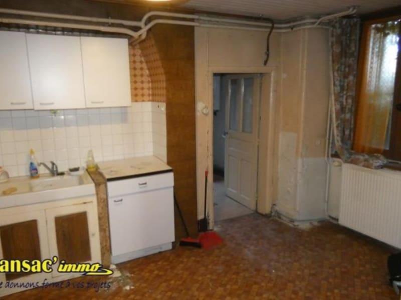 Sale house / villa Olliergues 10000€ - Picture 2