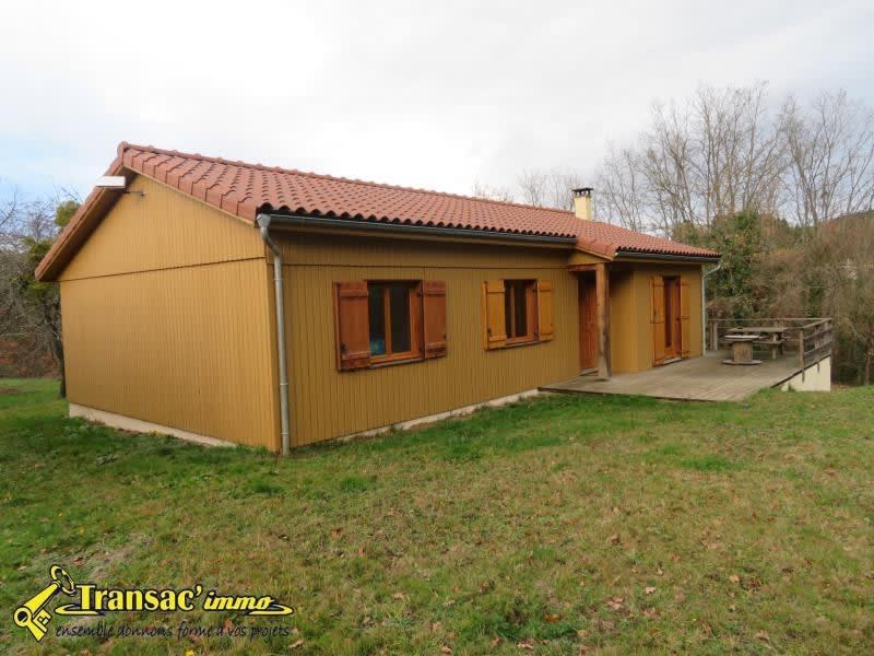 Sale house / villa Ris 154425€ - Picture 1