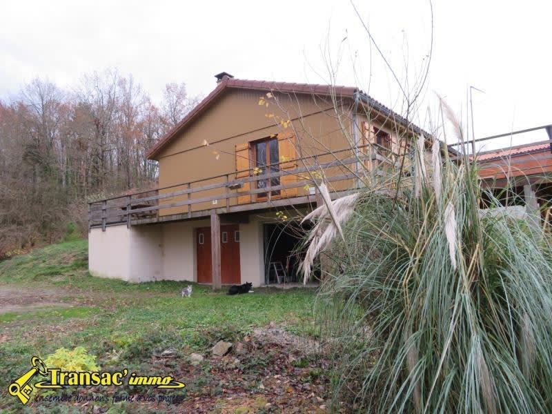 Sale house / villa Ris 154425€ - Picture 3