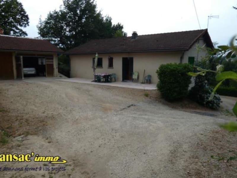 Sale house / villa Courpiere 149100€ - Picture 2
