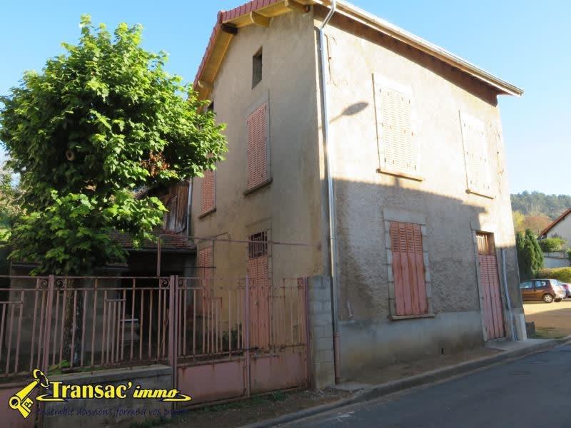 Sale house / villa Ris 56680€ - Picture 1