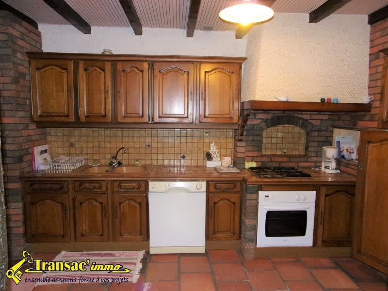 Sale house / villa Escoutoux 86 800€ - Picture 2