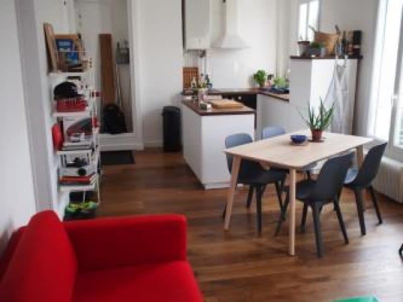 Sale apartment Issy les moulineaux 380000€ - Picture 2