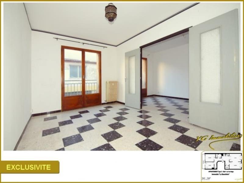Toulon - 3 pièce(s) - 63 m2 - 1er étage