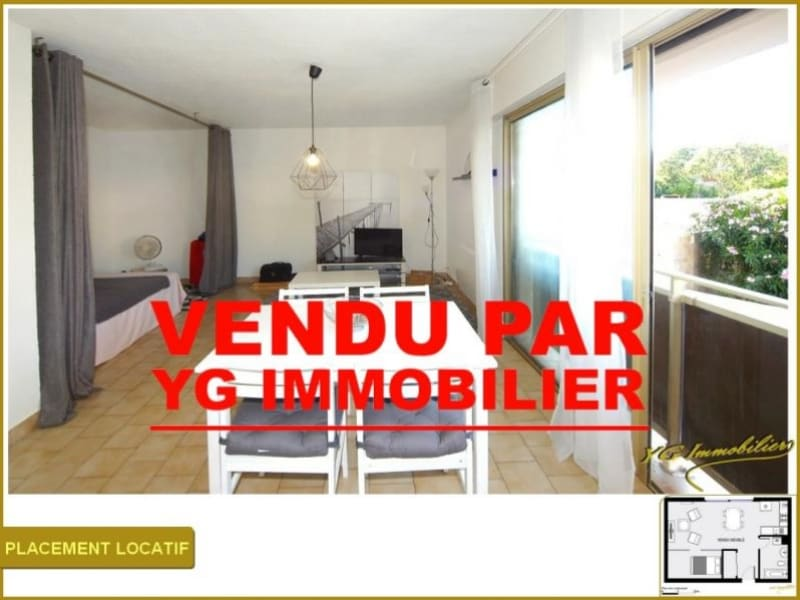 Sale apartment Toulon 85 000€ - Picture 1