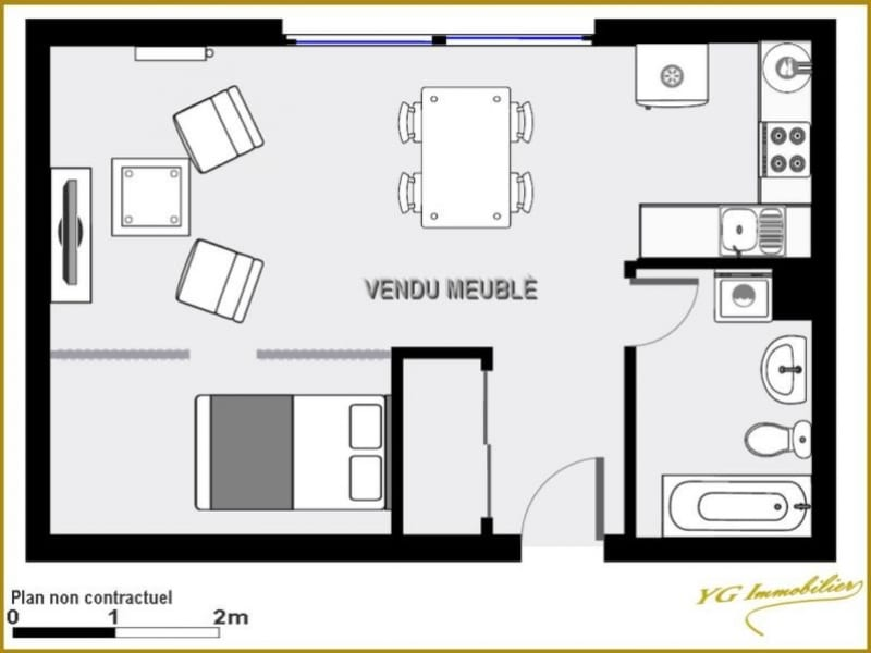 Sale apartment Toulon 85 000€ - Picture 2