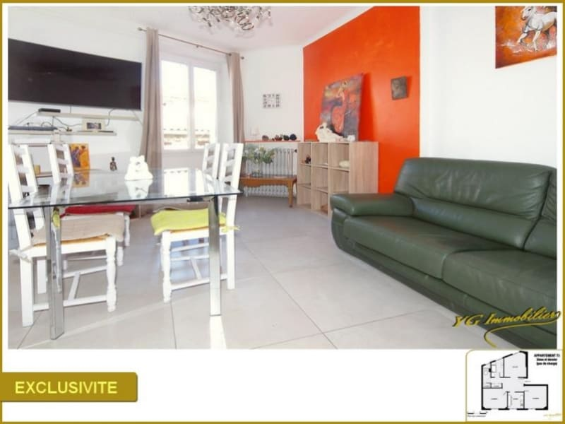 Sale apartment Toulon 138 000€ - Picture 1