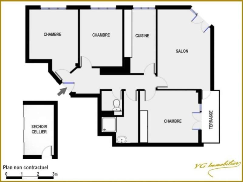 Sale apartment Toulon 96500€ - Picture 2