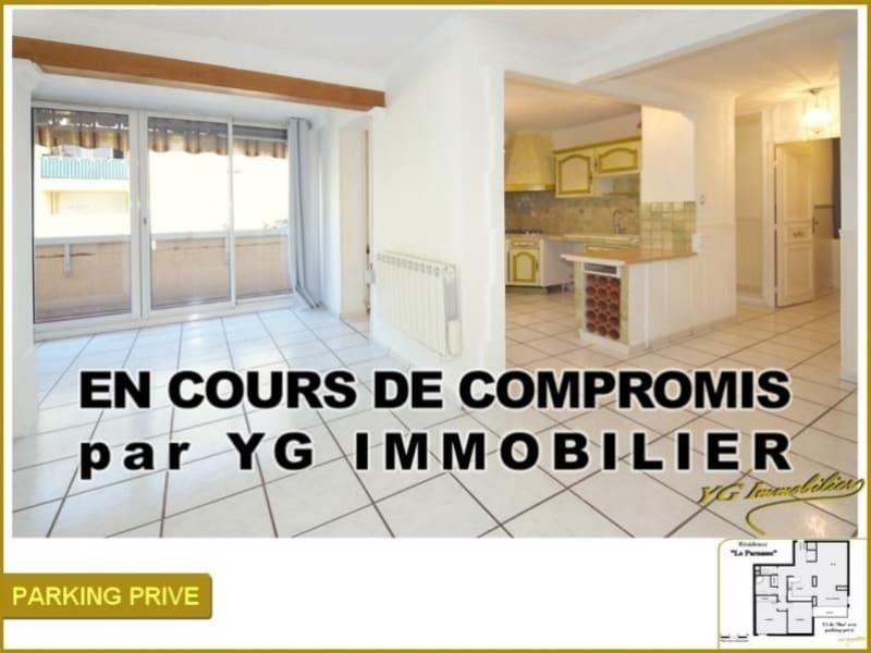 Sale apartment Toulon 154000€ - Picture 1
