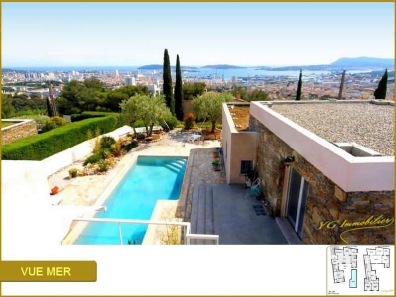 Vente de prestige maison / villa Toulon 768000€ - Photo 1