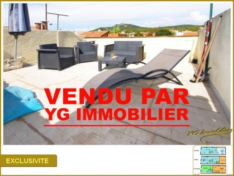 Sale house / villa Six fours les plages 380000€ - Picture 1