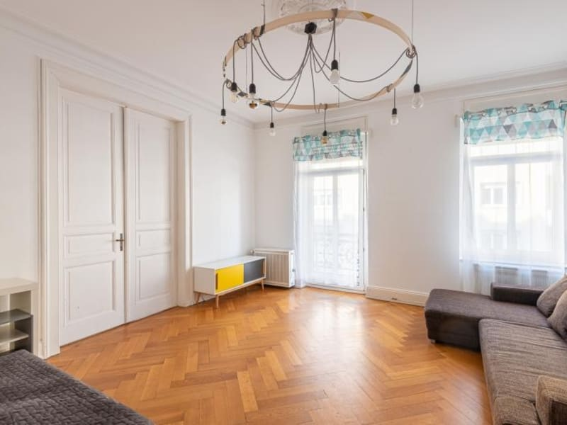 Rental apartment Strasbourg 1340€ CC - Picture 1