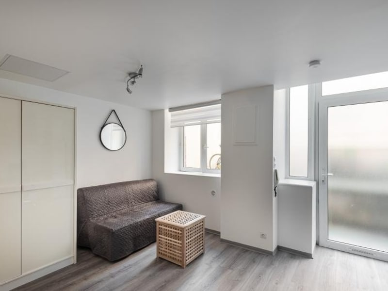 Rental apartment Strasbourg 540€ CC - Picture 1