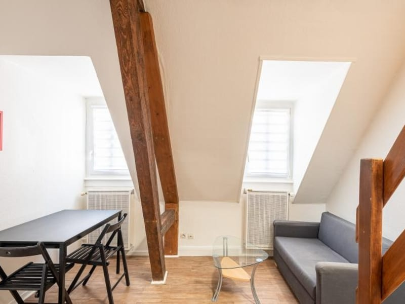 Rental apartment Strasbourg 890€ CC - Picture 1