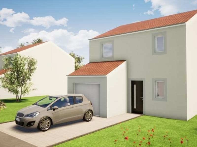 Sale house / villa Woippy 211000€ - Picture 1