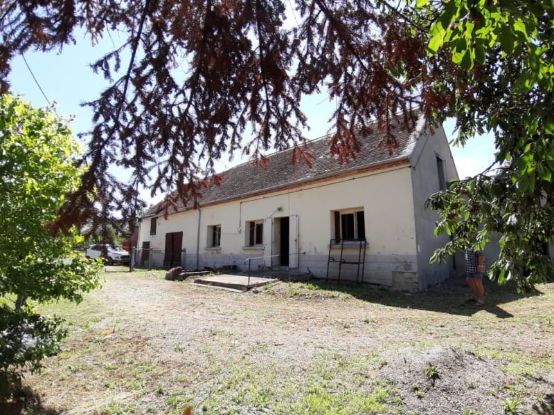 Sale house / villa Besson 44000€ - Picture 1