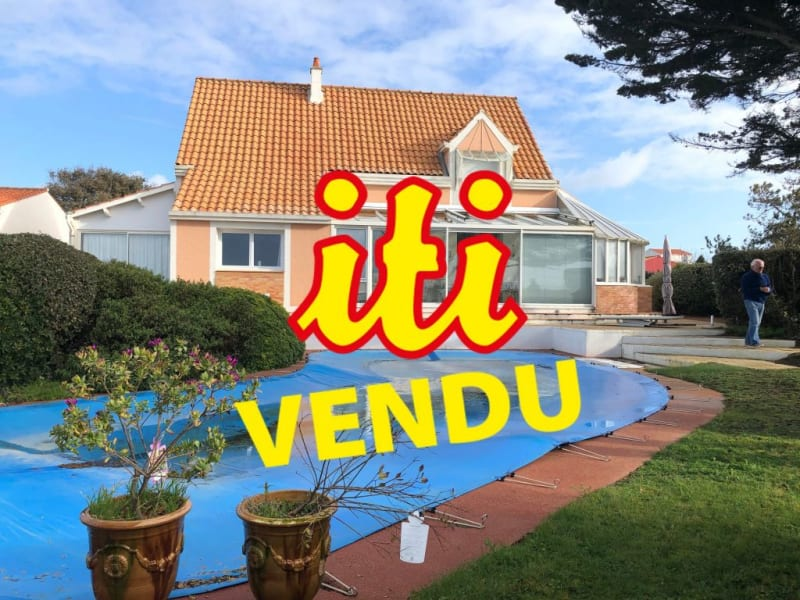 Sale house / villa Chateau d'olonne 761 000€ - Picture 1