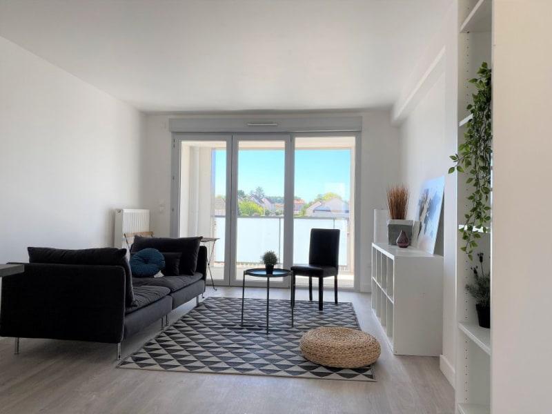 Sale apartment St brice courcelles 208000€ - Picture 2