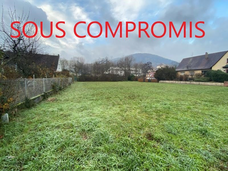 Vente terrain Kaysersberg 631 000€ - Photo 1