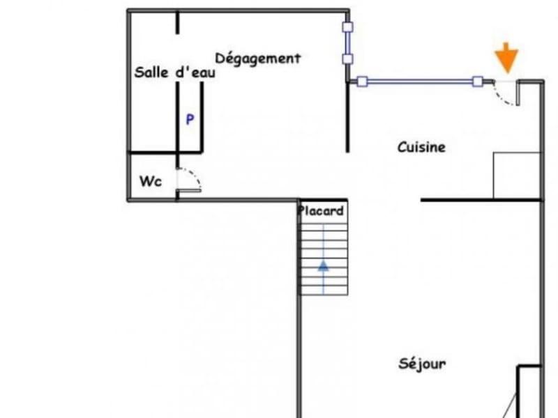 Sale apartment Seillans 76000€ - Picture 2