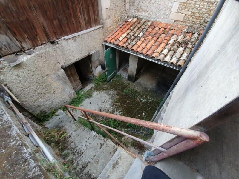 Vente maison / villa Barbezieux-saint-hilaire 111500€ - Photo 4