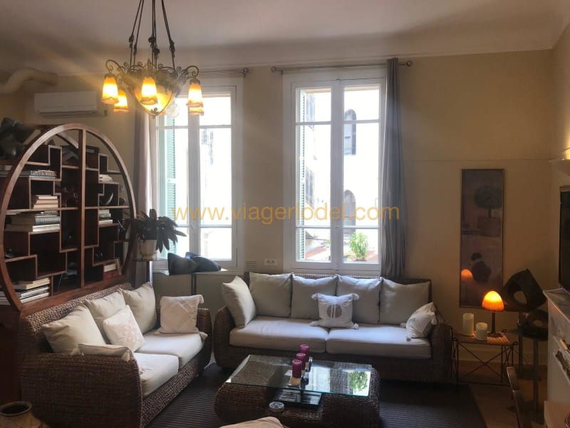 Life annuity apartment Beaulieu-sur-mer 87 500€ - Picture 2