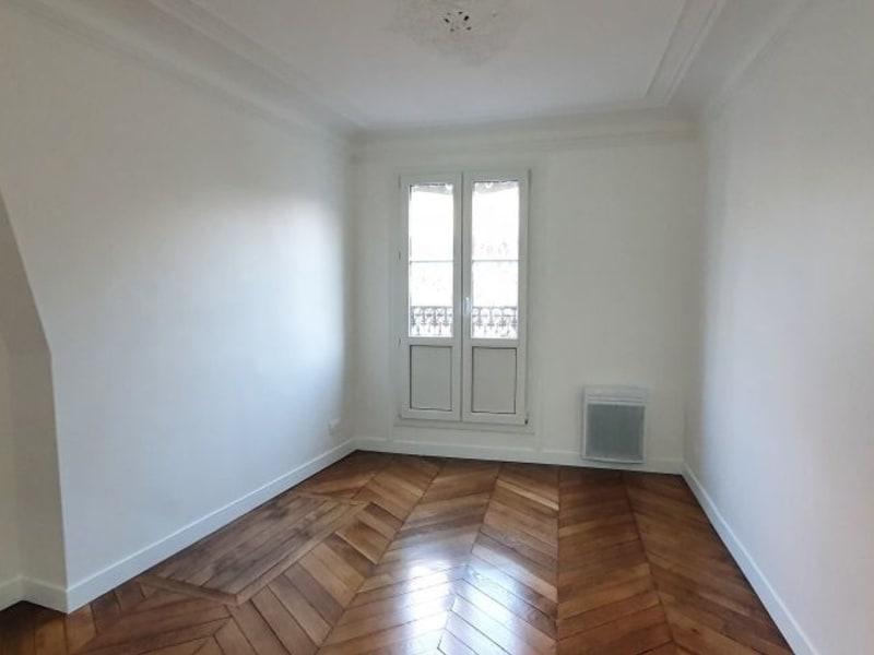 Rental apartment Paris 17ème 1375€ CC - Picture 2