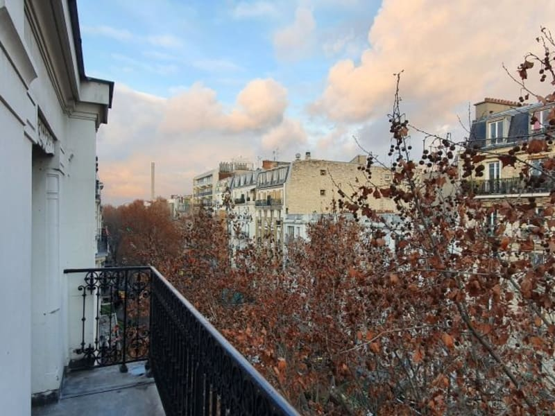 Rental apartment Paris 17ème 1375€ CC - Picture 9