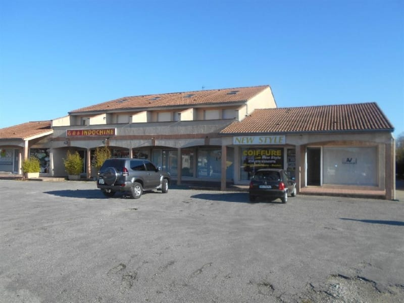Location local commercial Saint alban 1092€ HC - Photo 1