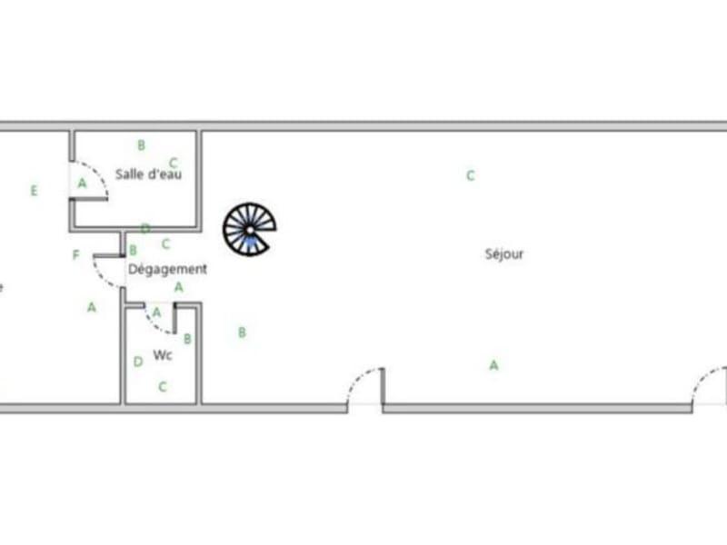 Sale apartment Lyon 3ème 339000€ - Picture 5