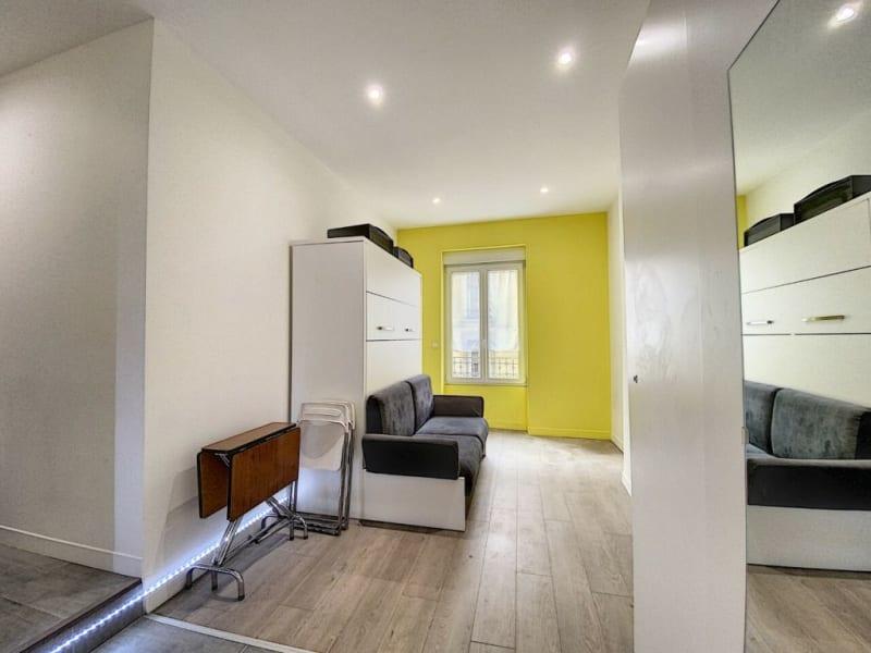 Sale apartment Villeurbanne 136000€ - Picture 1