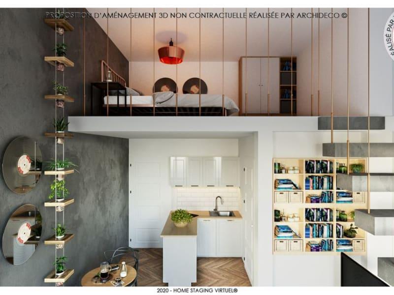 Sale apartment Lyon 4ème 299000€ - Picture 1
