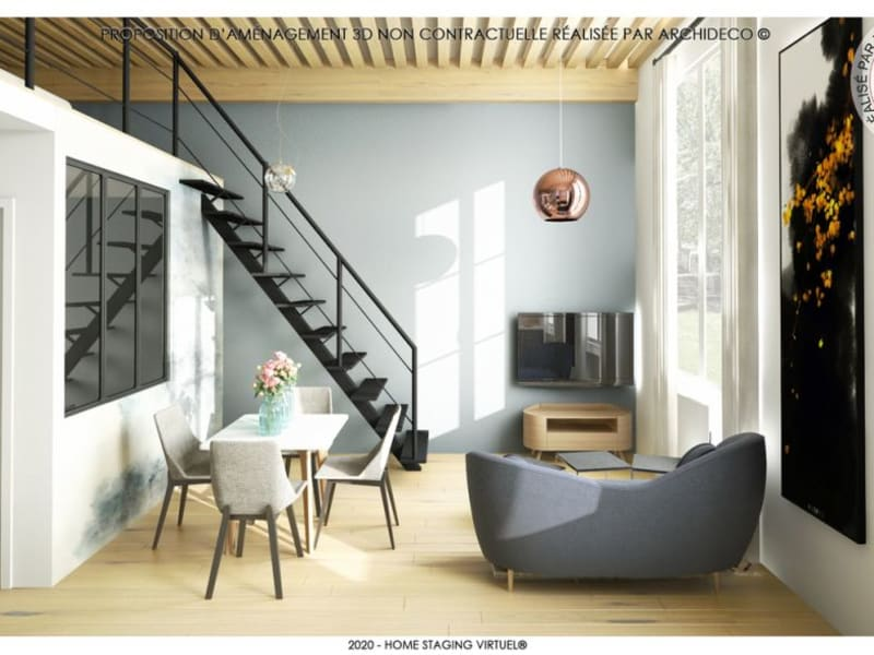Sale apartment Lyon 4ème 275000€ - Picture 2