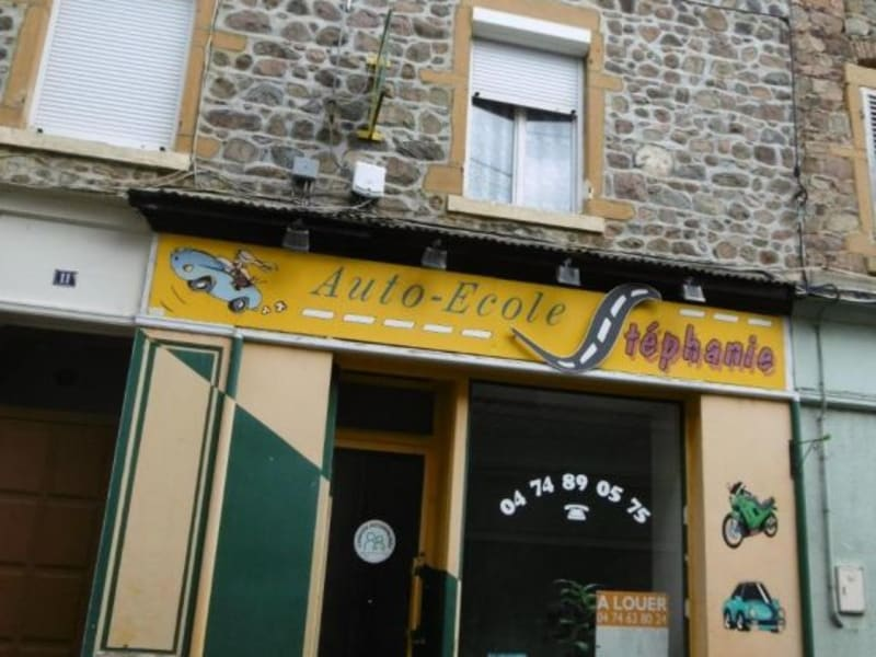 Location local commercial Amplepuis 450€ HC - Photo 5
