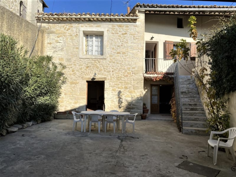 Vente maison / villa Pujaut 272 000€ - Photo 1