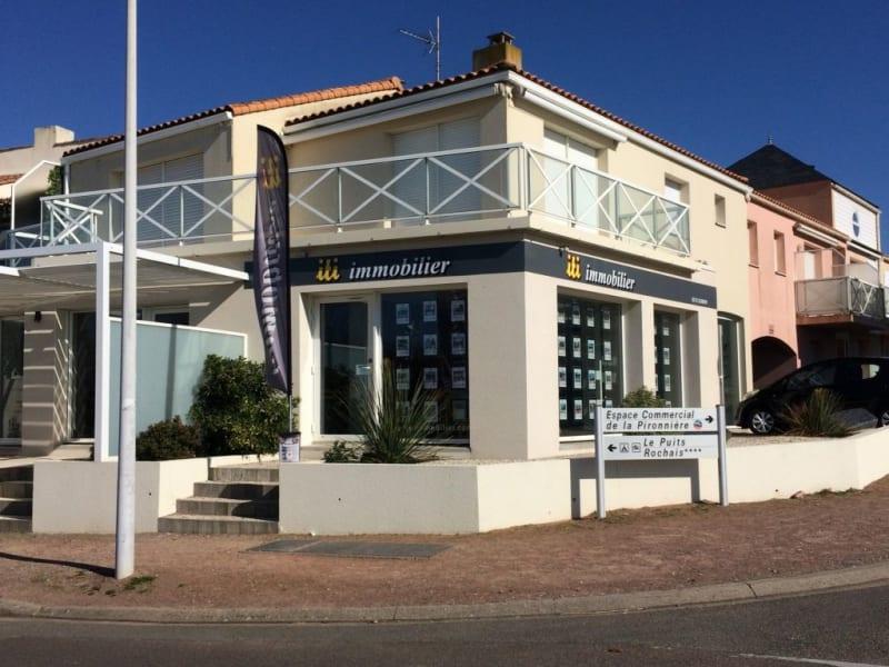 Sale house / villa St vincent sur jard 248800€ - Picture 13