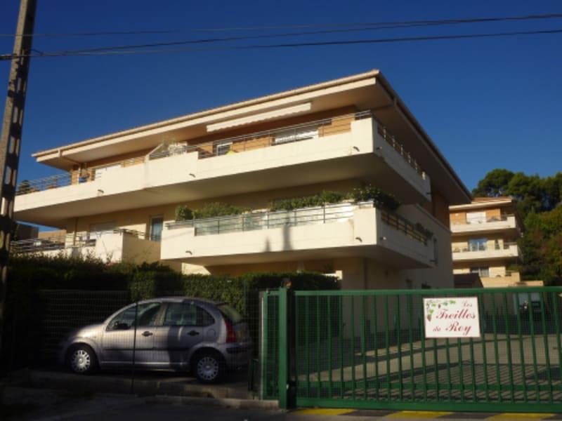 Rental apartment Gardanne 900€ CC - Picture 1