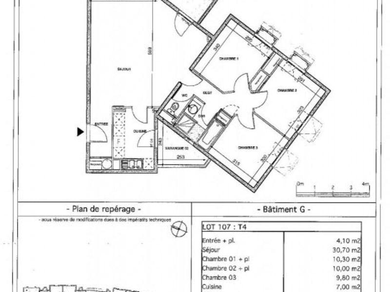 Location appartement Ste clotilde 890€ CC - Photo 7