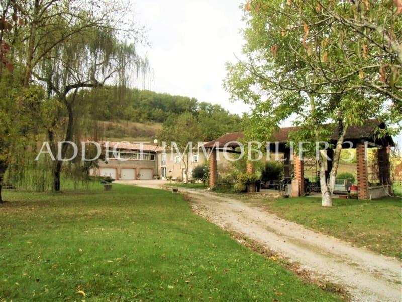 Vente maison / villa Cuq toulza 379000€ - Photo 1
